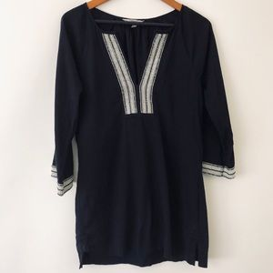 Athleta embroidered tunic
